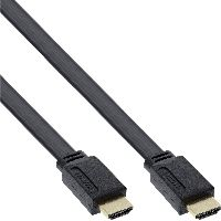 InLine 17055F InLine® HDMI Flachkabel, HDMI-High Speed mit Ethernet, v