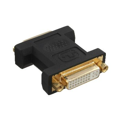 InLine 17781P InLine® DVI-I Adapter, Digital + Analog 24+5 Buchse / Bu