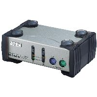 Aten CS82A ATEN CS82A KVM-Switch 2-fach, VGA, PS/2
