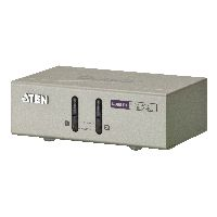 Aten CS72U KVM Switch, 2-fach, ATEN CS72U, USB, Audio