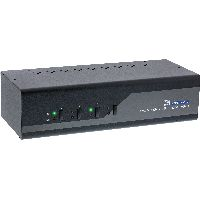 InLine 62644I InLine® KVM Desktop Switch, 4-fach, Dual Monitor, Displa