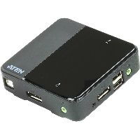 Aten CS782DP ATEN CS782DP KVM-Switch 2-fach, DisplayPort, USB, 4K