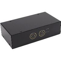 InLine 63622I InLine® KVM Desktop Switch, 2-fach, DisplayPort, USB 3.0